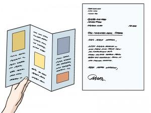 """(c) Lebenshilfe für Menschen mit geistiger Behinderung Bremen.e.V., Illustrator Stefan Albers, Atelier Fleetinsel, 2013"""""""